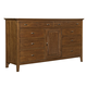 Kincaid Cherry Park Solid Wood Door Dresser 63-160