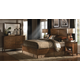 Kincaid Cherry Park Solid Wood Panel Storage Bedroom Set