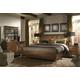 Kincaid Cherry Park Solid Wood Sleigh Storage Bedroom Set