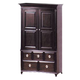 Acme Amherst TV Armoire in Espresso 01797