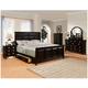 Acme Amherst Sleigh Storage Bedroom Set in Espresso