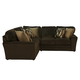 Jackson Everest 2 Piece Sectional Option A