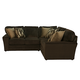 Jackson Everest 2 Piece Sectional Option B