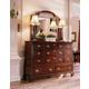 Kincaid Carriage House Solid Wood Bureau 60-161