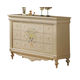 Acme Doll House Dresser in Cream 02216