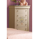 Acme Doll House 5-Drawer Chest in Cream 02217