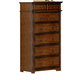 Homelegance Langston Chest in Brown Cherry 1746-9