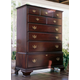 Kincaid Carriage House Solid Wood Chest on Chest 60-168