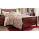 Kincaid Carriage House Solid Wood King Sleigh Bed 60-152P