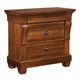 Kincaid Tuscano Solid Wood Bedside Chest with Wood Top 96-142