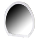 Homelegance Lyric Mirror in White 1737W-6