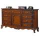 Homelegance Madaleine Dresser in Warm Cherry 1385-5