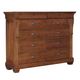 Kincaid Tuscano Solid Wood Magna Chest with Wood Top 96-161