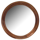 Kincaid Tuscano Solid Wood Round Mirror 96-112