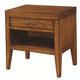 Aspenhome Tamarind One Drawer Nightstand in Chutney I68-451