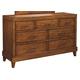 Aspenhome Tamarind Seven Drawer Dresser in Chutney I68-454