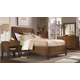 Aspenhome Tamarind Sleigh Bedroom Set in Chutney