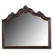 Homelegance Montvail Mirror in Rich Warm Cherry 2105-6