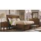 Aspenhome Tamarind Sleigh Storage Bedroom Set in Chutney