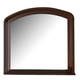 Aspenhome Cambridge Double Dresser Mirror in Brown Cherry ICB-462-BCH