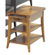 Catnapper Chair Side Table in Oak 881-157