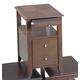 Catnapper Chair Side Table in Oak 882-157