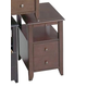 Catnapper Chair Side Table in Cherry 882-257