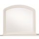 Aspenhome Cambridge Double Dresser Mirror in Eggshell ICB-462-EGG