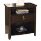 Kincaid Alston Solid Wood Open Nightstand 92-143