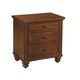 Aspenhome Cambridge Liv360 Nightstand in Brown Cherry ICB-450-BCH