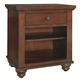 Aspenhome Cambridge Nightstand in Brown Cherry ICB-550-BCH