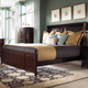 Kincaid Alston Solid Wood King Low Profile Platform Bed 92-152P