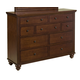 Aspenhome Cambridge Chesser in Brown Cherry ICB-455-BCH