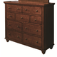 Aspenhome Cambridge Chesser in Brown Cherry ICB-555-BCH