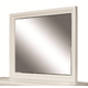 Aspenhome Cambridge Mirror in Eggshell ICB-563-EGG