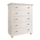 Aspenhome Cambridge Chest in Eggshell ICB-556-EGG