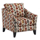 Jackson Horizon Chair in Poppy 702-27