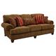 Jackson Belmont Sofa in Umber 4347-03