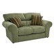 Jackson Mesa Loveseat in Sage 4366-02
