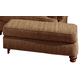 Jackson Belmont Ottoman in Umber 4347-10