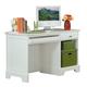 Homelegance Morelle Writing Desk in White 1356W-15