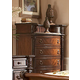 Homelegance Palace Chest in Rich Brown 1394-9