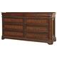 Aspenhome Napa Master Dresser in Cherry I74-454