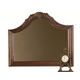 Aspenhome Napa Arched Landscape Mirror in Cherry I74-463