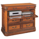 Aspenhome Napa Entertainment Chest in Cherry I74-485