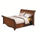 Aspenhome Napa Queen Sleigh Bed in Cherry