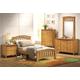 Acme San Marino Youth Slat Bedroom Set in Maple