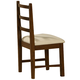 Homelegance Paula Side Chair in Medium Cherry 1348-15C