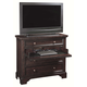 Aspenhome Bayfield Liv360 Entertainment Chest in Dark Mahogany I70-486-DK