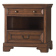 Aspenhome Richmond Two Drawer Nightstand in Charleston Brown I40-450